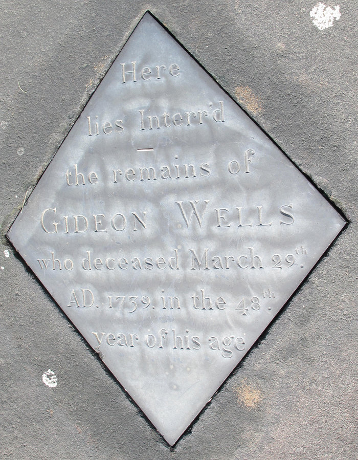 Gideon Wells
