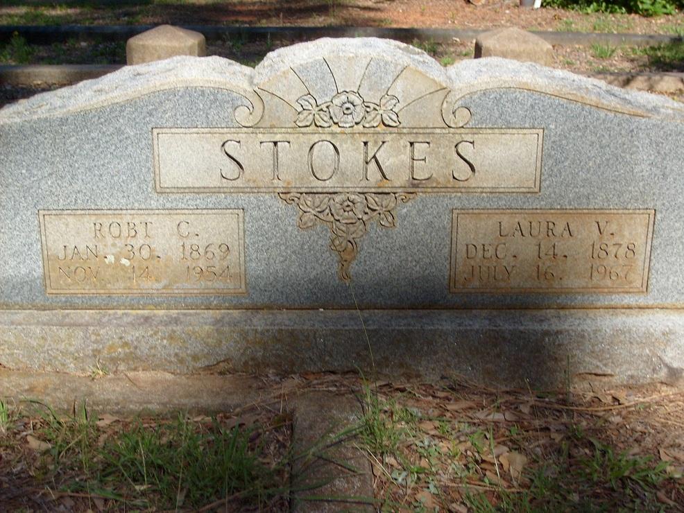 Laura Virginia <i>Sharp</i> Stokes