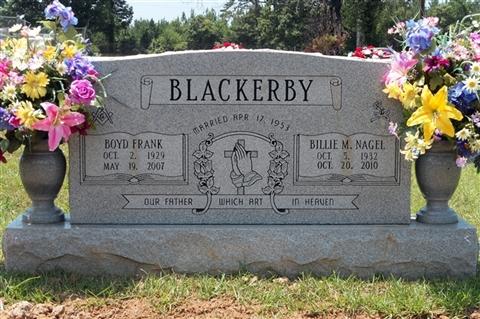 Boyd Frank Blackerby