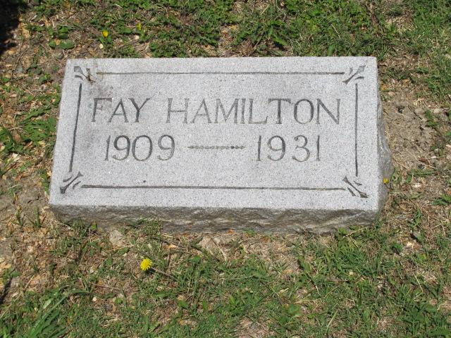Fay Hamilton