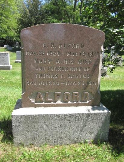 Mary A <i>Richardson</i> Alford