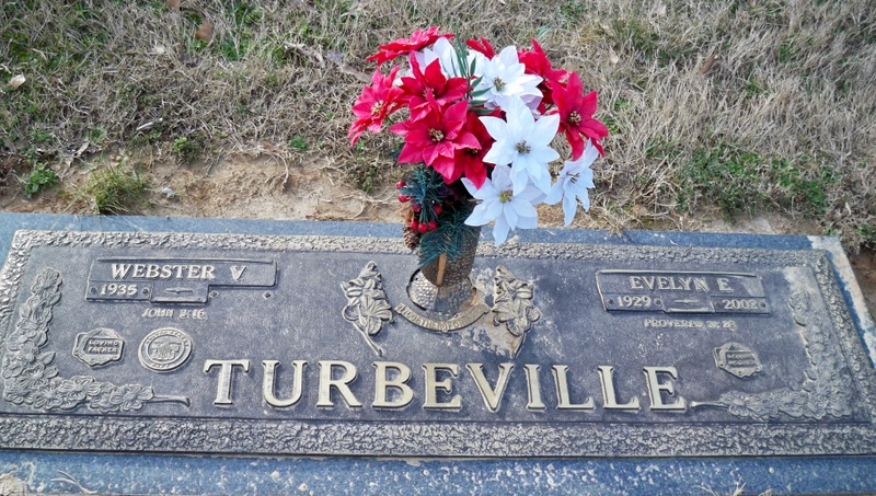 Evelyn <i>Steele (Black)</i> Turbeville
