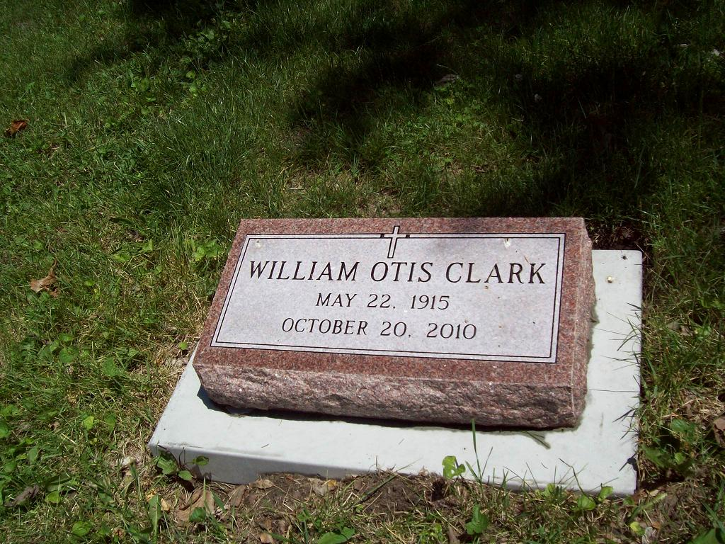 William Otis Otey Clark