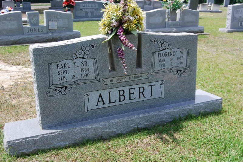 Earl Thurlow Albert, Sr