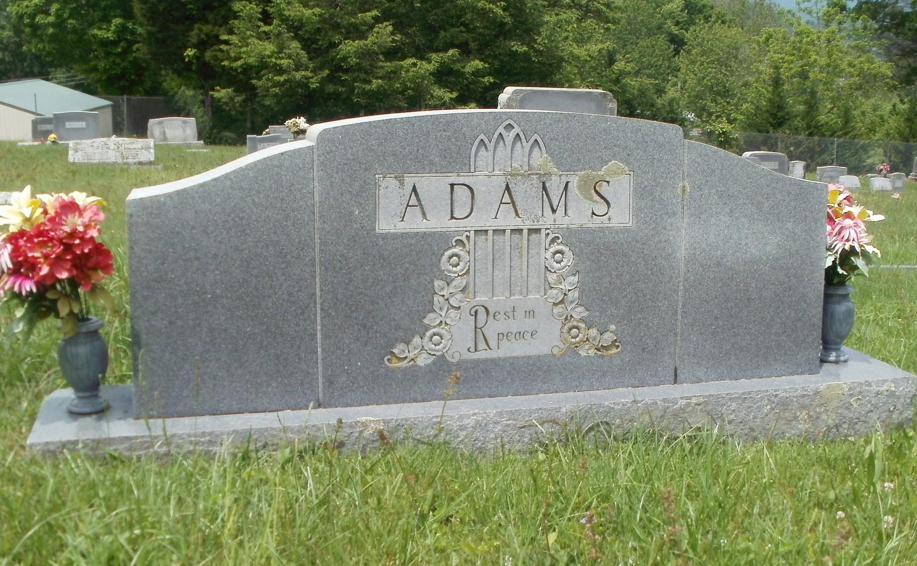 Ronald Howard Adams