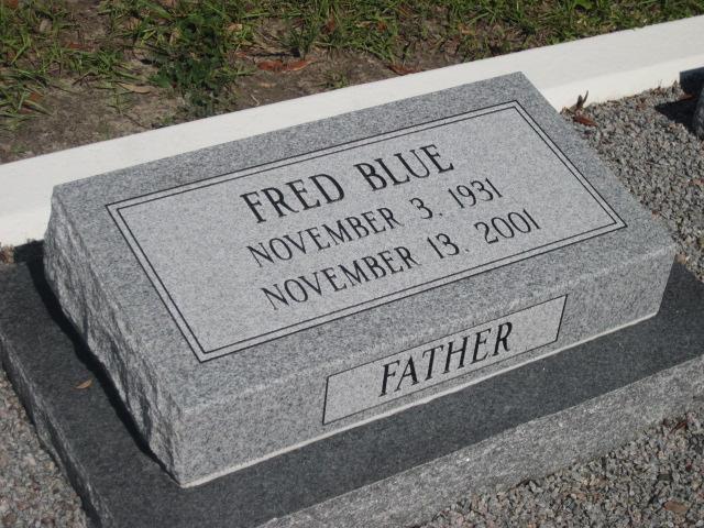 Fred Blue
