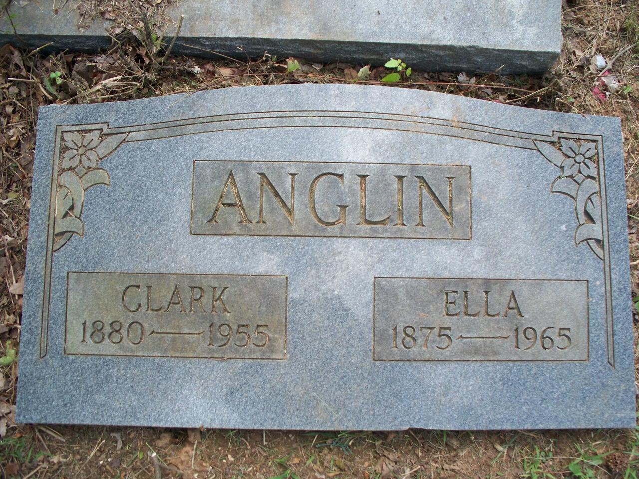 Clark Anglin