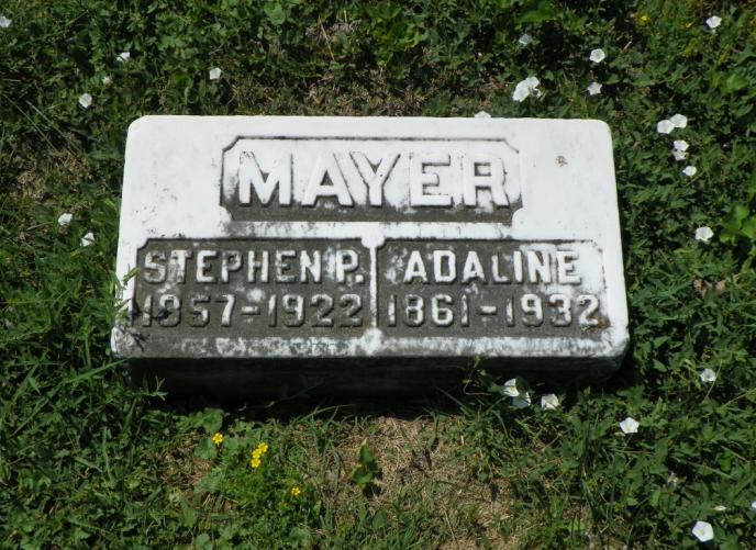 Adeline <i>Allspaugh</i> Mayer