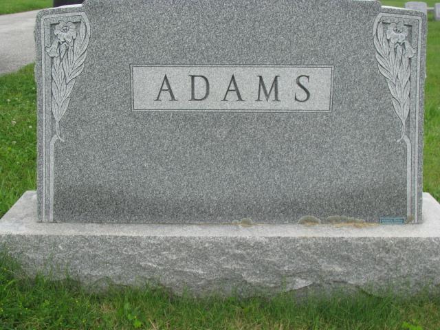 Ethel Louise <i>Kearney</i> Adams