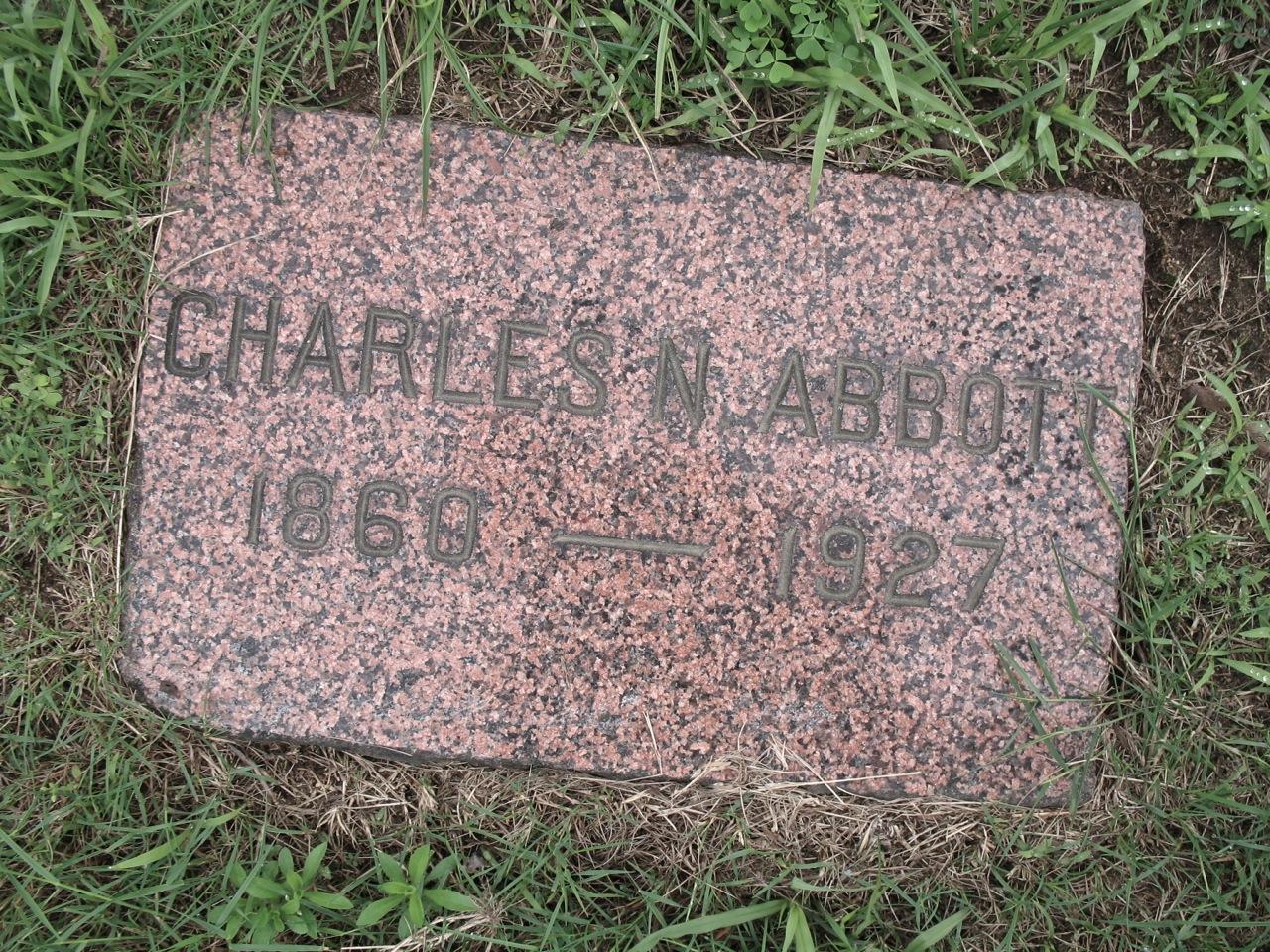 Charles N Abbott