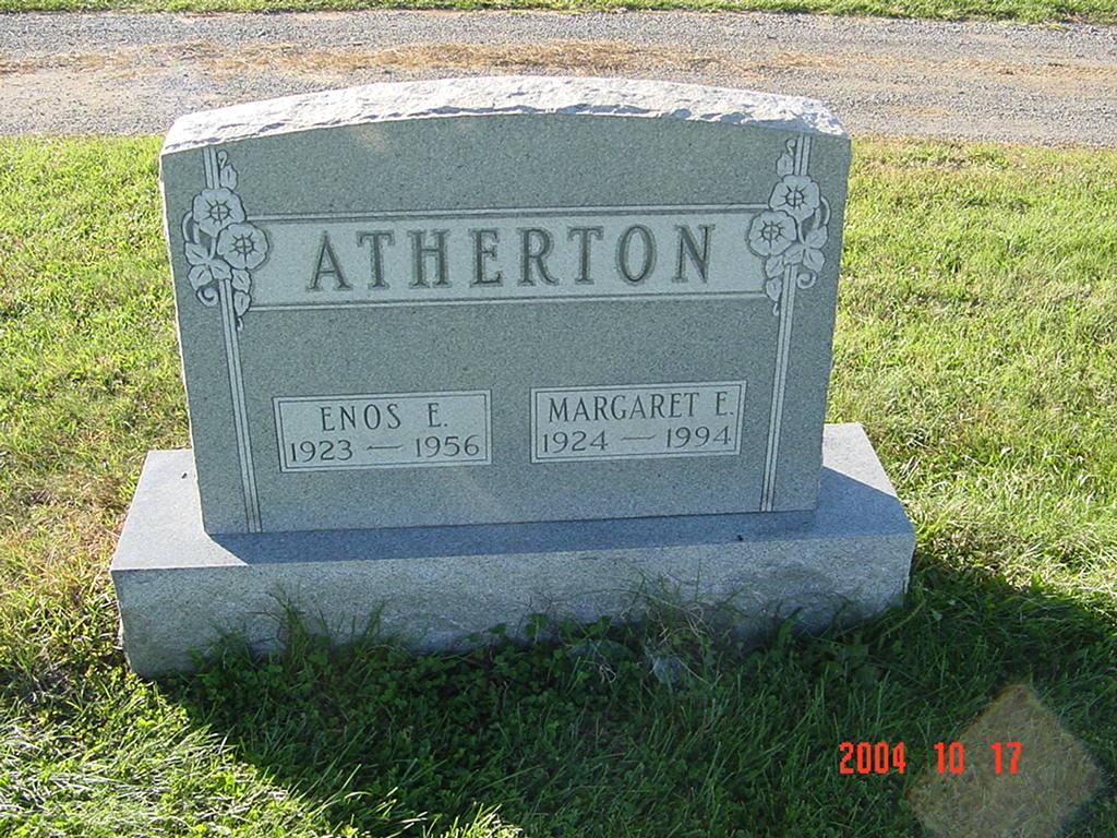 Enos E. Atherton
