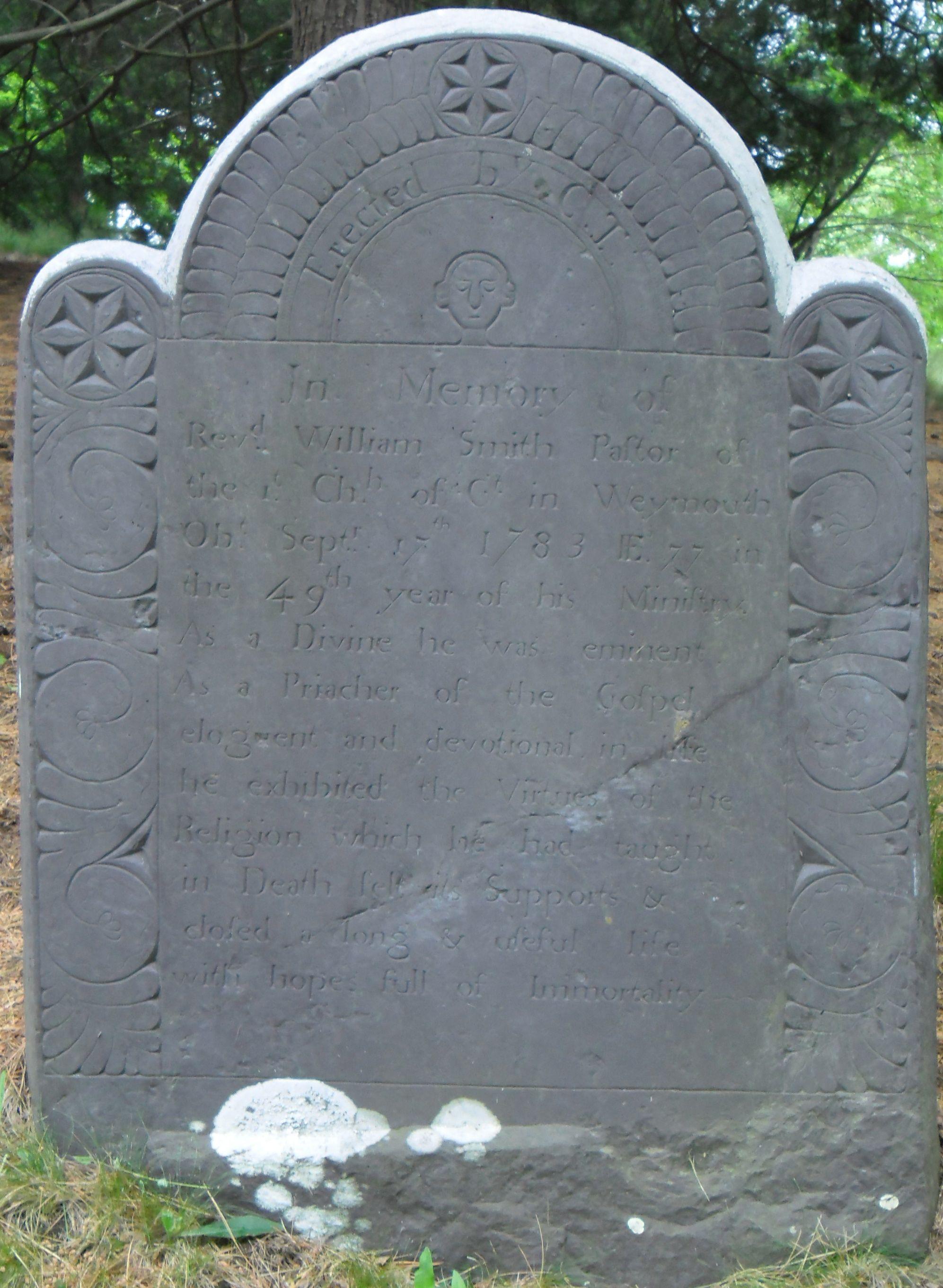 Rev William Smith, Jr
