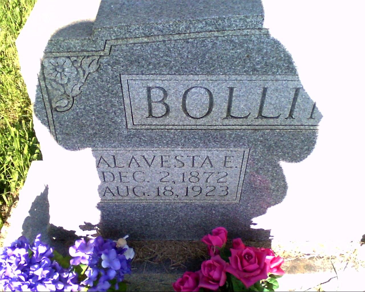 Alavesta Elizabeth <i>Diehl</i> Bollinger