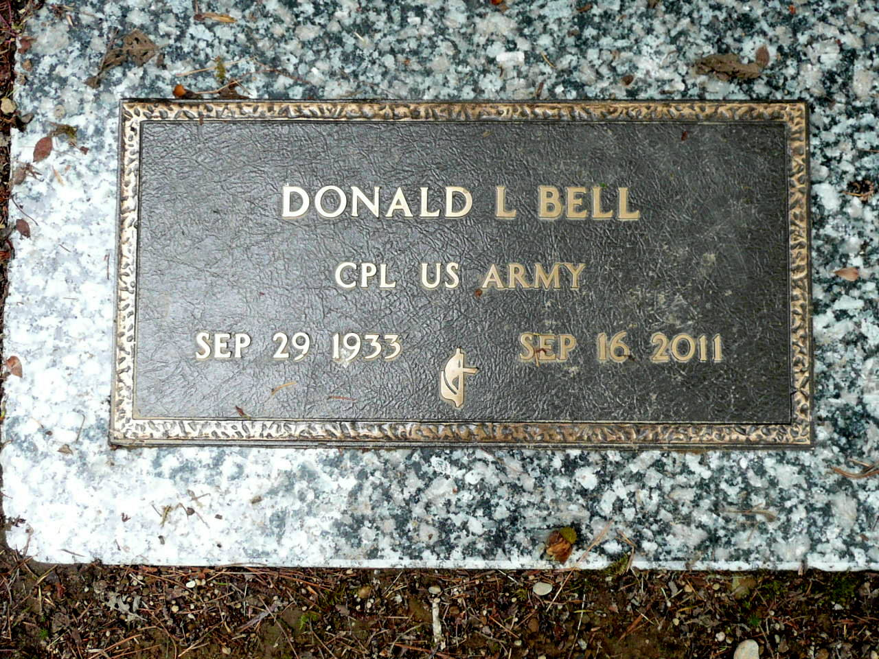 Donald Lee Bell