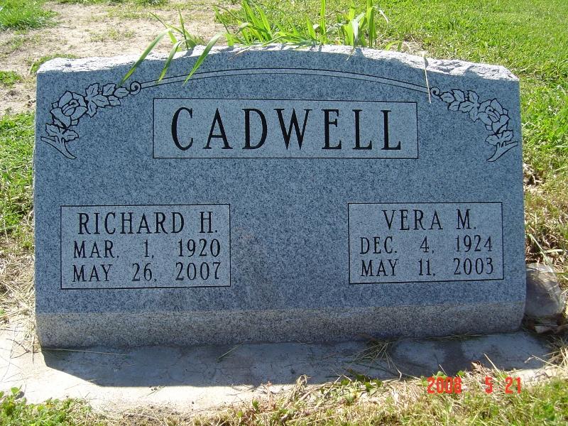 Richard Henry Cadwell