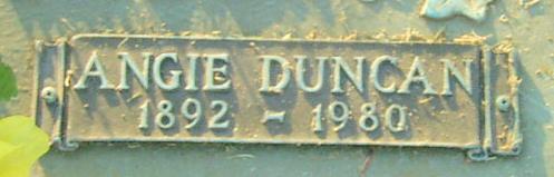 Angie <i>Duncan</i> Posey