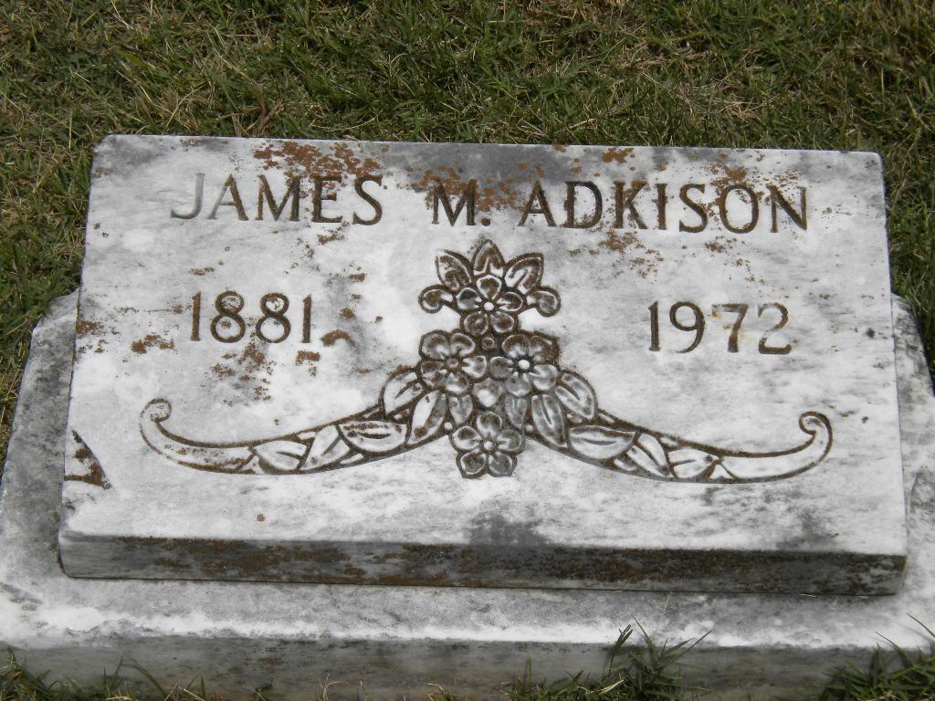 James M. Adkison
