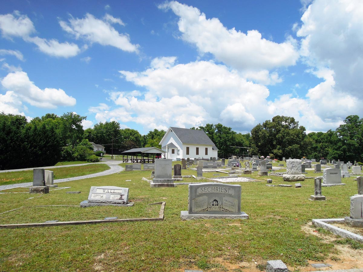 Old Hollow Primitive Baptist Church Cemetery