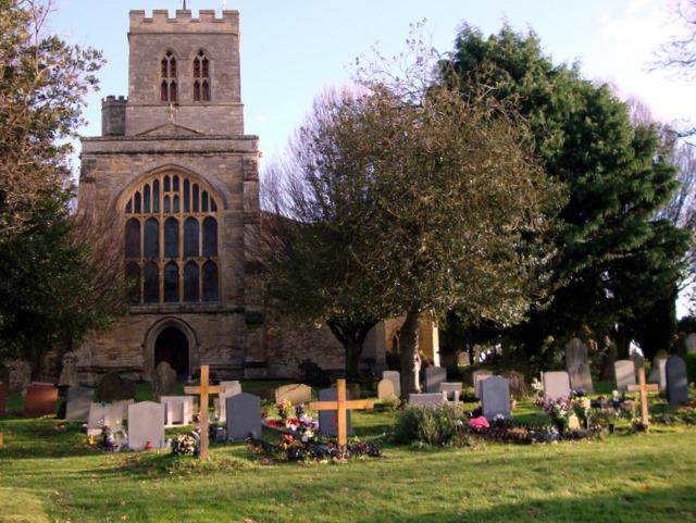 Saint Mary The Virgin Churchyard