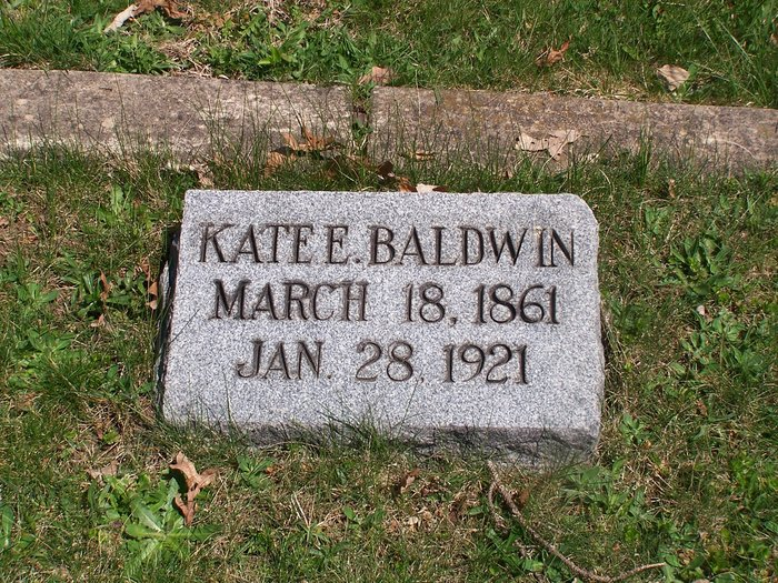 Kate E. Baldwin