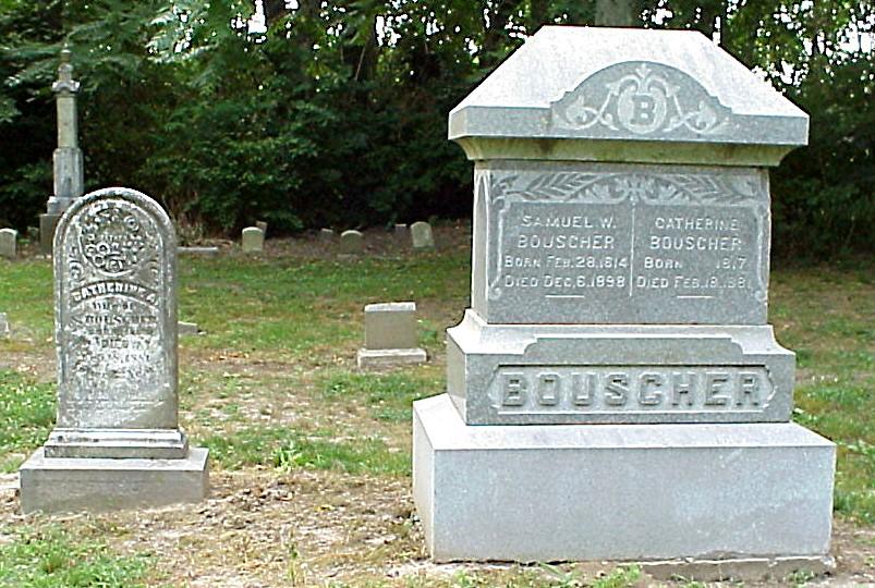 Catherine A. <i>Enos</i> Bouscher
