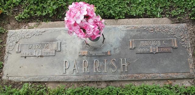 Laura May <i>Beard</i> Parrish