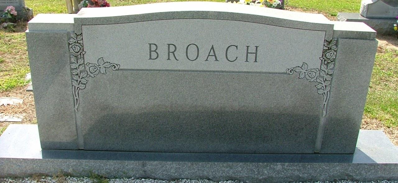 Belva Dean <i>Reed</i> Broach