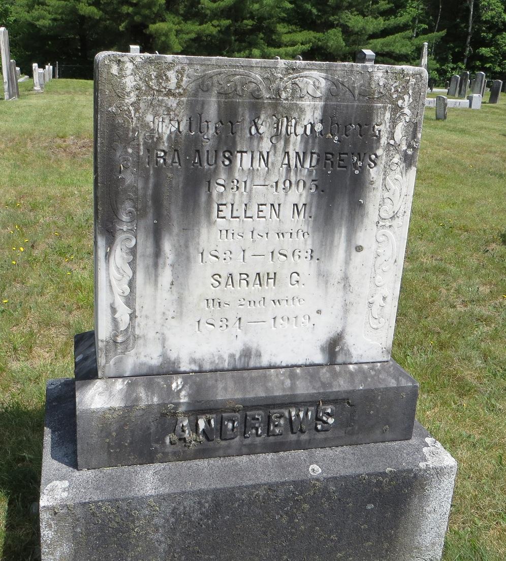 Ellen Maria <i>Libby</i> Andrews