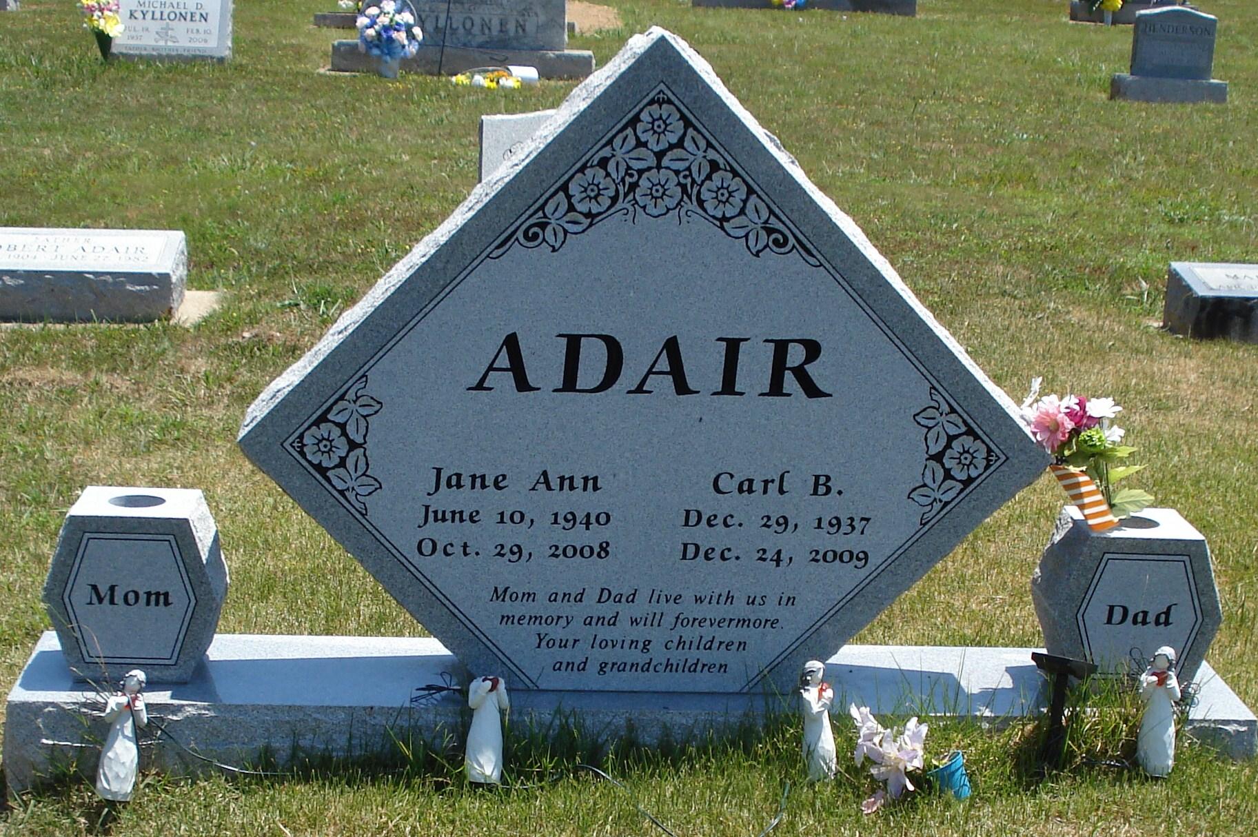 Carl B. Adair