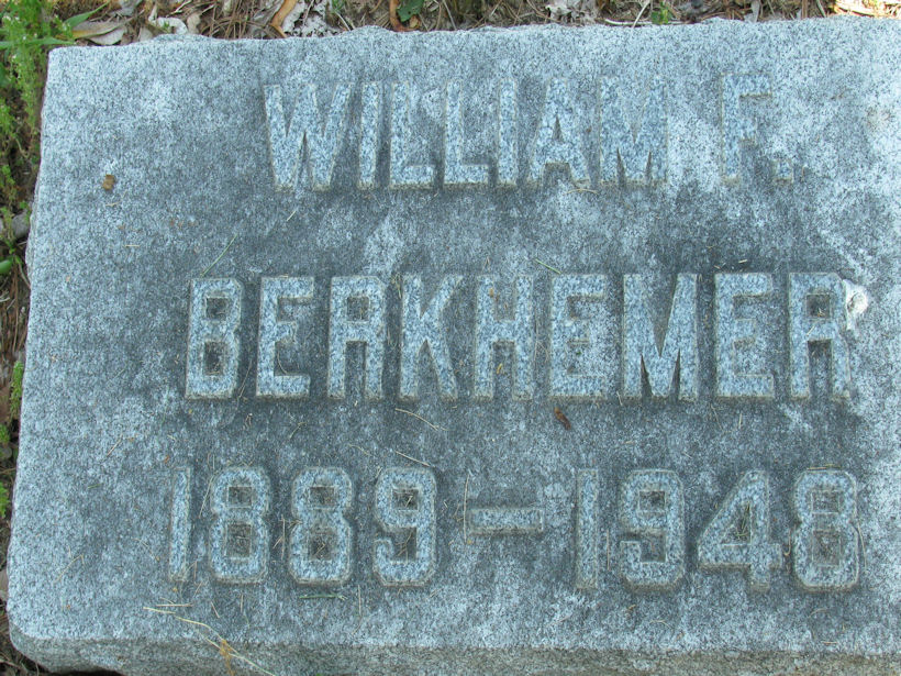 William Frederick Berkhemer