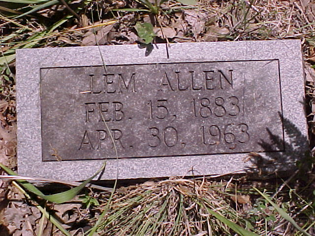 Lemuel Allen