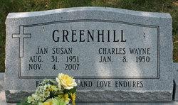 Jan Susan <i>Blankinship</i> Greenhill