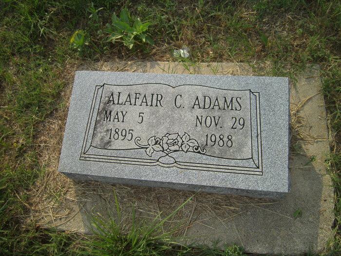 Alafair C. Adams