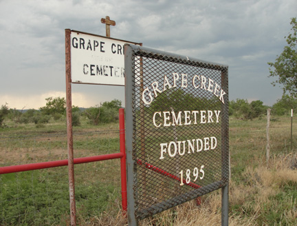 Grape Creek Cemetery