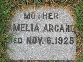 Amelia Arcand