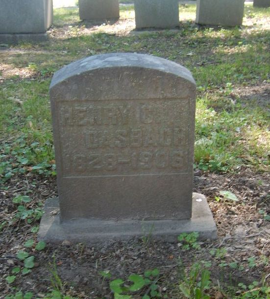 Henry Christopher H.C. Dasbach