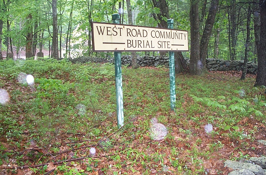West Road Community Burial Site