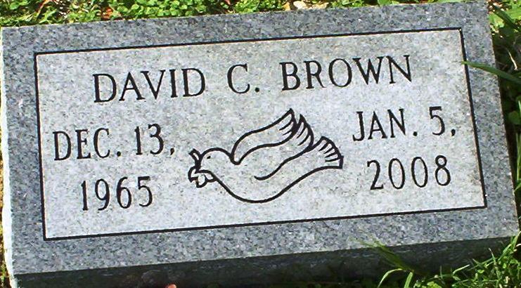 David Charles Brown