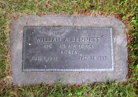 William Aubrey Bennett