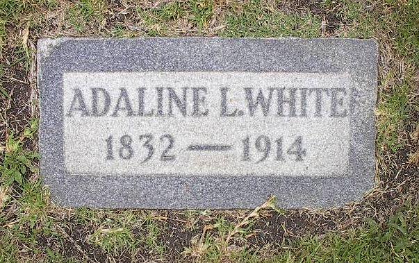 Adaline L. <i>Bolton</i> White