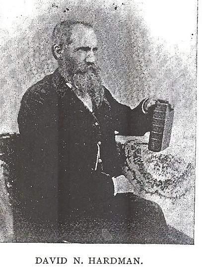 David N. Hardman