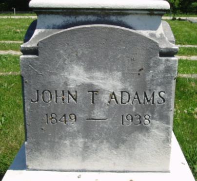 John Thadius Adams
