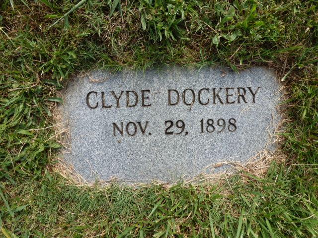 Clyde Dockery