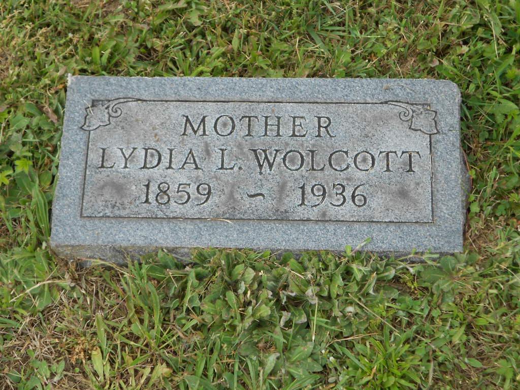 Lydia L. <i>Wolcott</i> Ayers