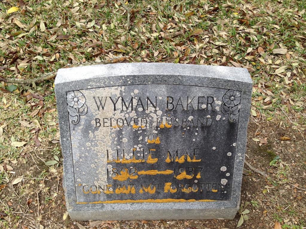 Wyman Baker