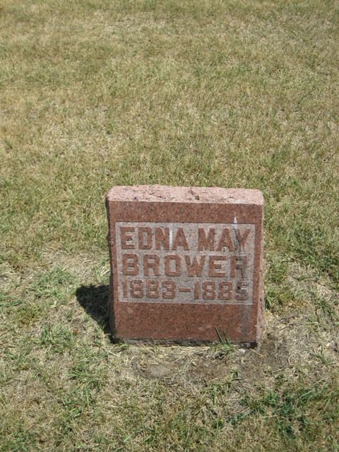 Edna May Brower