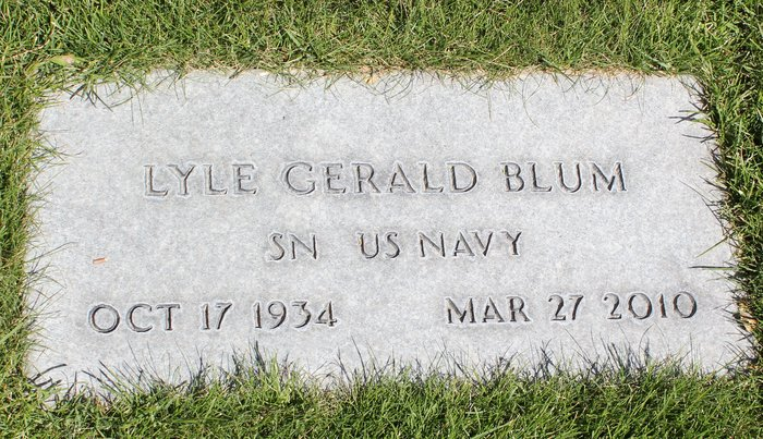 Lyle Gerald Blum