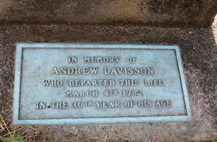 Andrew Davisson, Jr