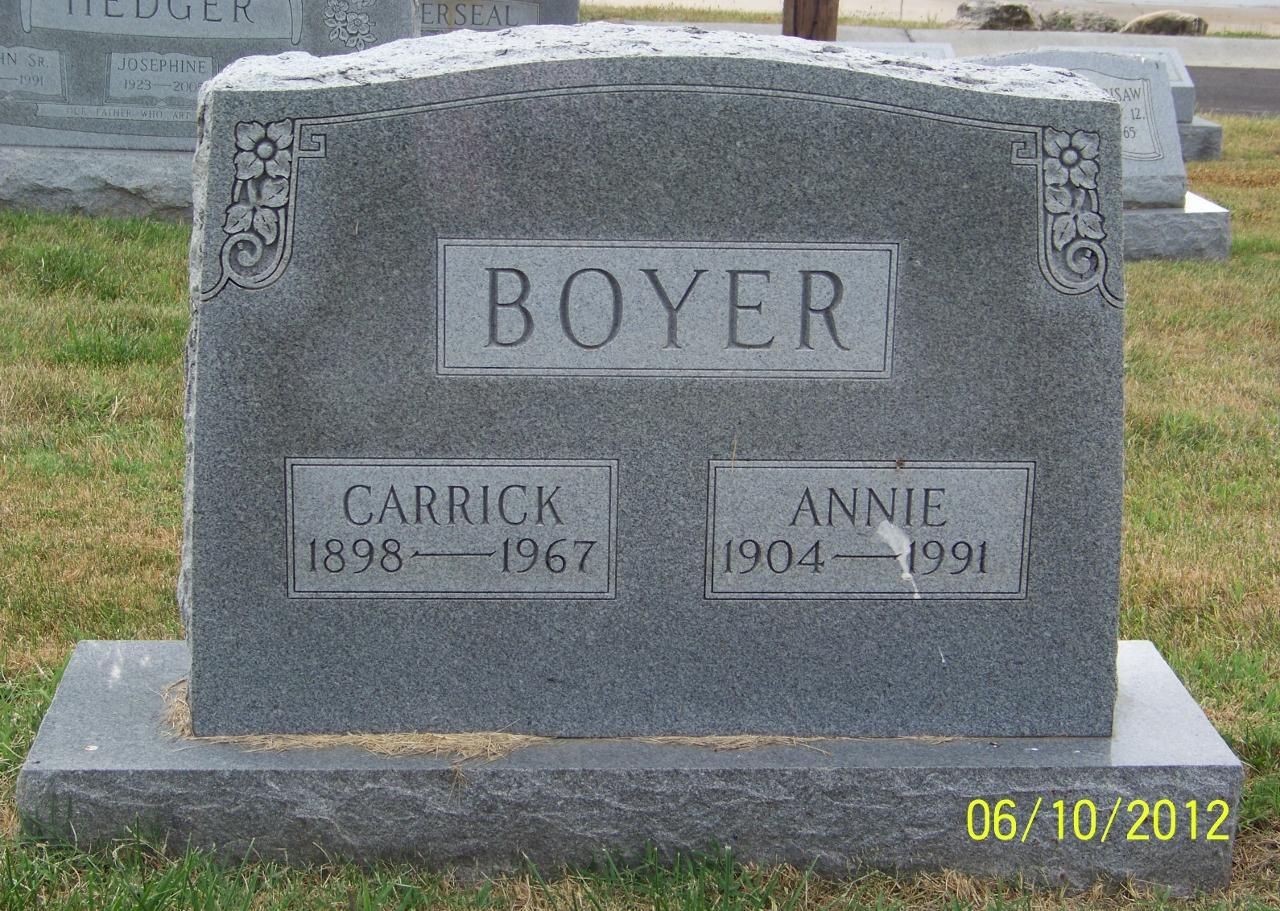Annie Boyer