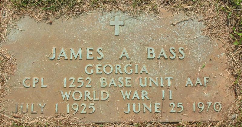 James Arlin Bass
